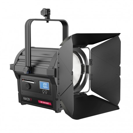 Rayzr 7 Fresnel  LED light