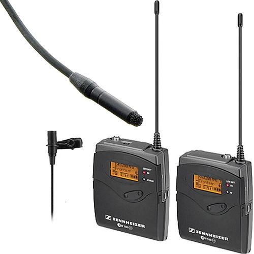 Wireless System Sennheiser Sk100 + Sanken COS-11D